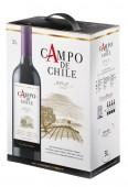 Merlot 3l box - Campo de Chile