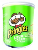 Pringles smetana a cibule 40g