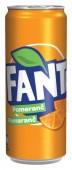 Fanta pomeranč 0,33l - plech