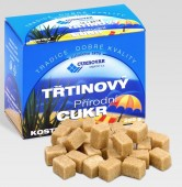 Cukr třtinový kostky 250g