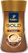Tchibo Gold Selection Crema 90g - instantní