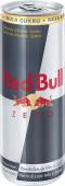Red Bull Zero 0,25l plech