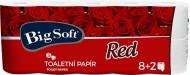 Toaletní papír Big Soft Red 3vr. 8+2ks