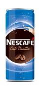 Nescafe ice vanilka 0,25l - plech