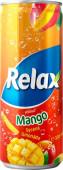 Relax Limonáda Mango 0,33l plech