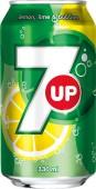 7UP 0,33l - Plech