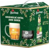 Pilsner Urquell multipak 8x0,5l + krýgl