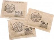 Cukr třtinový hygienickém balení 200x4g