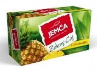Jemča Zelený čaj s ananasem 20x1.5g