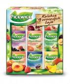 Pickwick kolekce 9 chutí čaje - ovocné 72g
