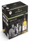 Müller Thurgau & Sauvignon 3l box - Mikulov