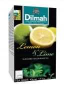 Dilmah Citron a Limetka 20x2g