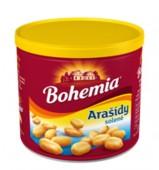 Arašídy Bohemia solené 135g - plech