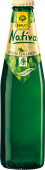 Rauch NATIVA zelený čaj s citronem 0,25l - sklo