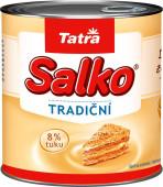 Tatra Salko zahuštěné mléko slazené 8% 397g - plech