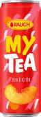 Rauch ICE TEA peach 0,33l - plech