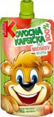 Kubík 100% ovocná kapsička broskev-mrkev-jablko 100g
