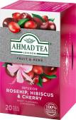Ahmad Tea Šípek a třešeň 20x2,5g