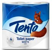 Toaletní papír Tento bílý 2vr. 4x19m