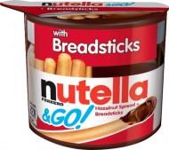 Nutella & GO! Breadsticks 52g