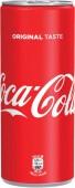 Coca cola 0,25l - plech