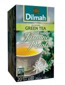Dilmah zelený s jasmínem 20x1,5g