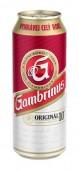 Gambrinus Originál 10 výčepní světlé 0,5l - plech