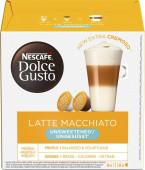 NESCAFÉ Dolce Gusto Latté Macchiato bez cukru 164g