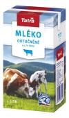 Tatra mléko odtučněné 1l - 0,5%