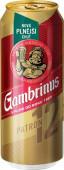 Gambrinus plná 12 - 0,5l - plech
