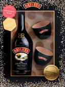 Baileys Irish Cream 0,7l - kazeta 2x hrnek