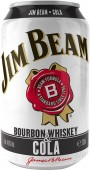 Jim Beam & cola 0,33l