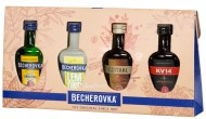 Becherovka 0,05l - Collection 4x0,05l