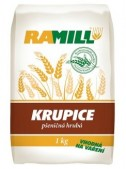 Krupice hrubá Ramill 1kg