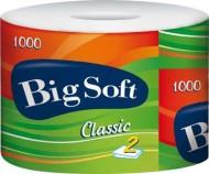 Toaletní papír Big Soft classic 2vr. 1000 út.