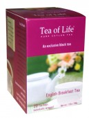 Tea of Life English Breakfast 20x2g