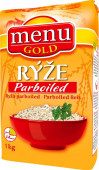 Rýže parboiled 1kg - Menu Gold