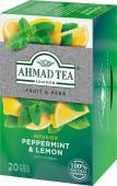 Ahmad Tea Máta s citrónem 20x1,5g