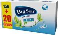 Papírové kapesníčky Big Soft Deluxe box 2vr. 170ks
