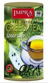Impra Green Tea Soursap Pieces 100g