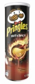 Pringles Hot and spicy 165g