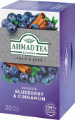 Ahmad Tea borůvka & skořice 20x2g