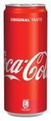 Coca cola 0,33l - plech