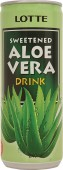 Aloe Vera drink 0,24l - plech