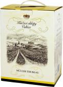 Müller Thurgau 5l - box - Vinné sklepy Valtice