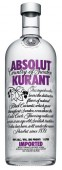 Absolut vodka Kurant 1l