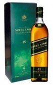 Johnnie Walker Green label 15 let 0,7l