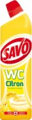 Savo WC Citrón 750ml