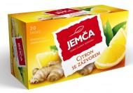 Jemča Citron se zázvorem 20x2g
