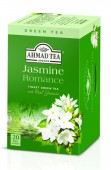 Ahmad Tea zelený jasmínový čaj 20x2g